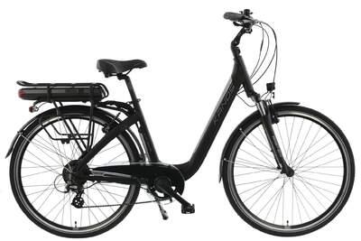 KANDS LA RIVA'' e-bike (ZASIĘG 70KM) CZARNY MAT