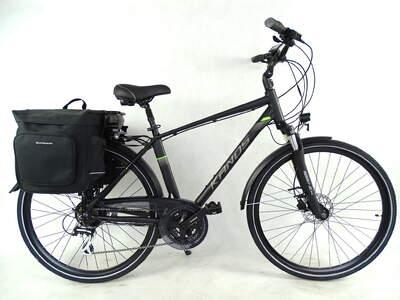 Rower elektryczny Kands LESTER CYFROWY 21'' hydrau